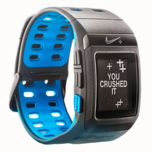 Nike+ SportWatch GPS Powered by TomTom- Sensor Not. € 285. Amazon