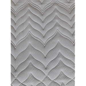 Gel-Schaum Topper Matratzenauflage für Matratzen & Boxspringbett – hohes RG50 – Bezug bis 60°C waschbar – Made in Germany