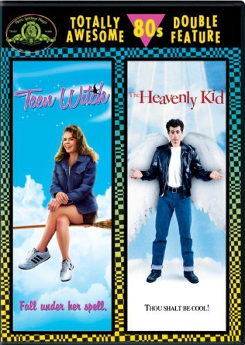 Totally Awesome 80s Double Feature: Teen Witch / The Heavenly Kid (1989/1985) by Robyn Lively (Teen Witch)