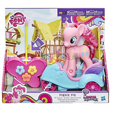My Little Pony Figura con Moto radiocontrol, 29 x 24 cm (Hasbro Spain B2214EU4)
