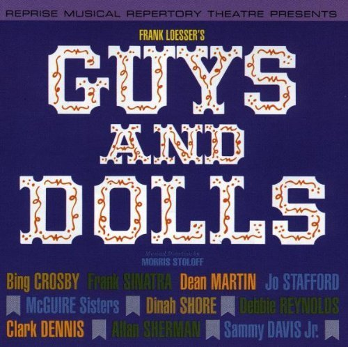 Guys And Dolls (1964 Studio Cast) by Reprise (Dolls Guys Sinatra, And Frank)