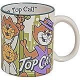 Top Cat Mug He's The Most Tip Top, Top Cat! Hanna Barbera