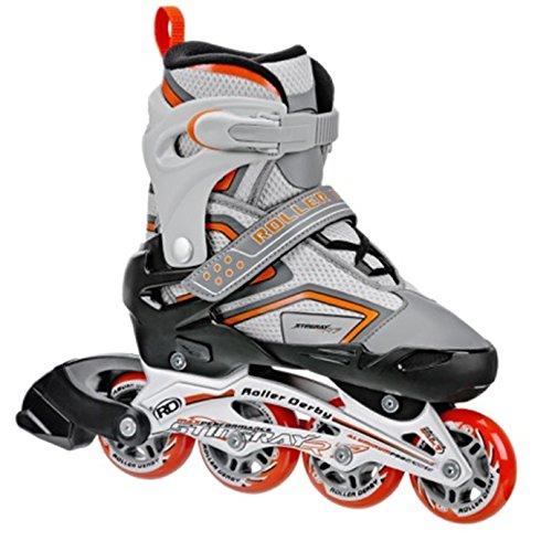 Roller Derby Sting Ray R7 Inline Skate Verstellbar Größe 30-33,5