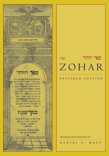The Zohar: Pritzker Edition, Volume Nine: 9