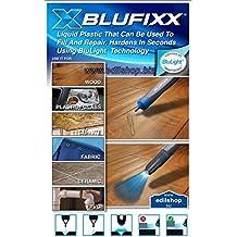 Blufixx Sekundenkleber mit Technologie A Licht Blau