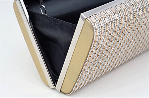 Takey, Damen Clutch Gold