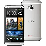 Funda Para HTC One M7 . Funda Carcasa Transparente Protectora De NEVEQ®, Suave, Clara De TPU Cubierta Antigolpes Flexible De Calidad Superior.