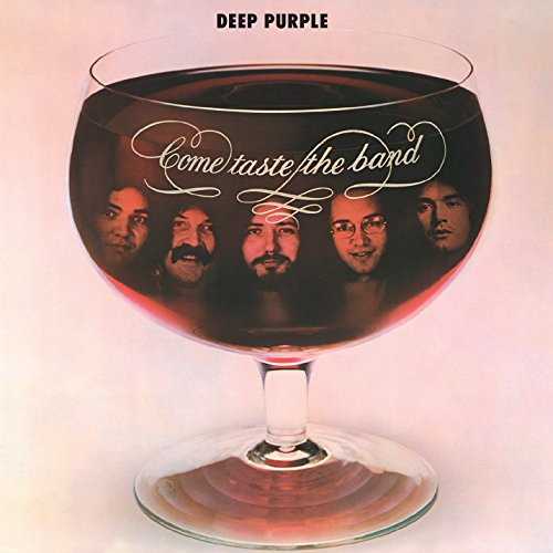 Deep Purple: Come Taste the Band [35th Anni (Audio CD)