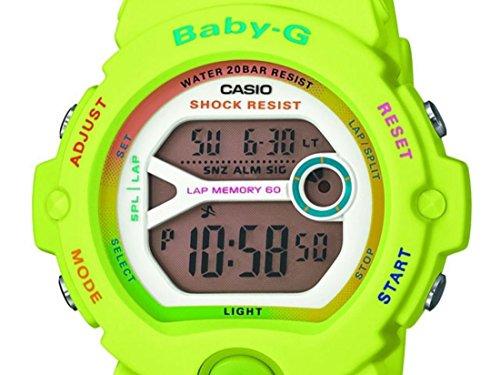 Casio Damen-Armbanduhr Baby-G Digital Quarz Resin BG-6903-3ER - 2