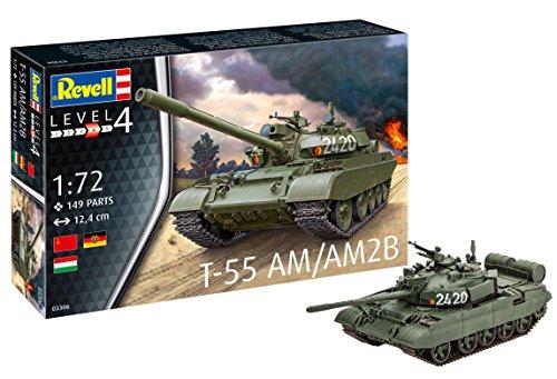 Revell 03306 Spielzeug Modell-Panzer