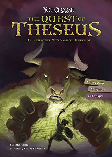 The quest of theseus : an interactive mythological adventure