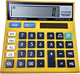 #2: Calculator CT-512-YELLOW-MASTERO