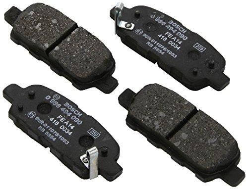 Preisvergleich Produktbild Bosch 986494090 Bremsbelagsatz