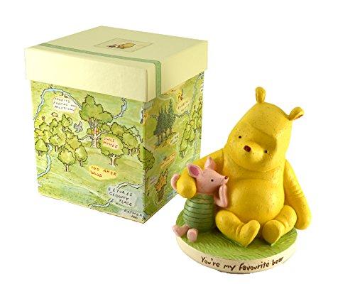 Clásico de Disney Winnie the Pooh–Winnie the Pooh & Piglet Hucha