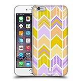 Head Case Designs Sunshine Village Chevron Und Pfeile Soft Gel Hülle für Apple iPhone 6 Plus / 6s Plus