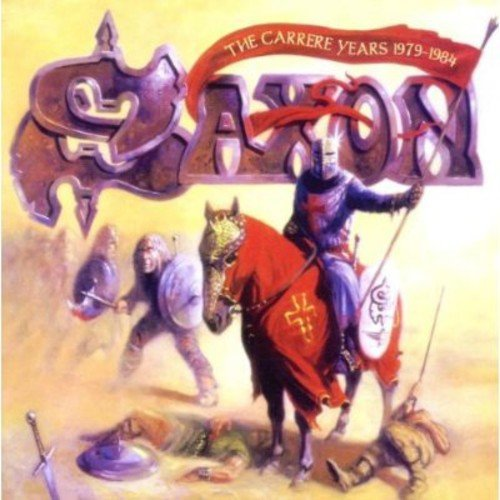 Saxon: The Carrere Years (1979-1984) (Audio CD)