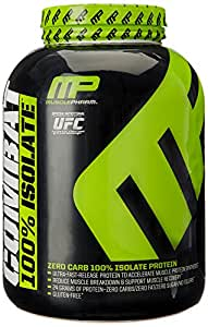Muscle Pharm Combat 100% Isolate Zero Carb - 5 lbs (Chocolate Swirl)