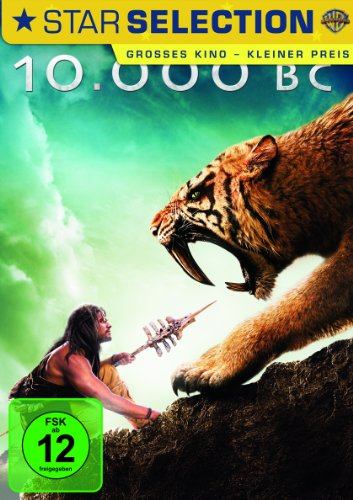 Warner Home Video - DVD 10.000 BC