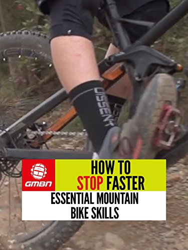 How To Stop Faster - Essential Mountain Bike Skills [OV]