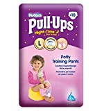 Huggies? Pull-Ups? Disney Princess Night-Time Girls Size 6 Potty Training Pants - 1 X 10 Pants by Huggies