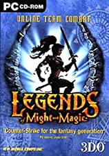 Legends of Might and Magic (PC CD) by 3DO
