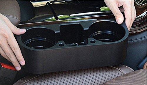 Becherhalter KfZ Getränkehalter AR-50S 550530 Halterung Flaschenhalter Kaffebecher Becherhalter Cupholder Schwarz