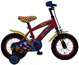 Vélo pour Enfant 12 Pouces Blaze avec Rétropédalage Rouge