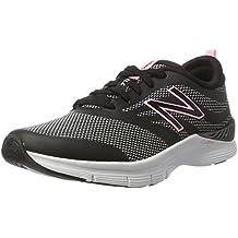 New Balance 713 Graphic Trainer, Zapatillas Deportivas para Interior Mujer