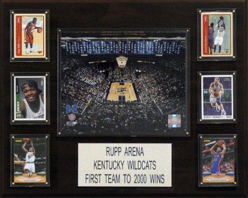 Rupp Arena (C & I Sammlerst-cke 1620RUPPAR NCAA Basketball Rupp Arena Stadion Plaque)