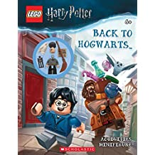 Back to Hogwarts (Lego Harry Potter: Activity Book with Minifigure)