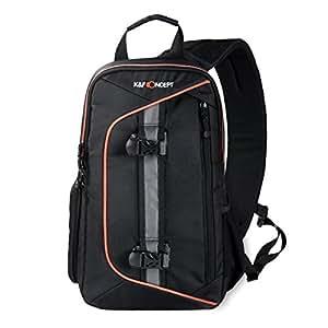 K&F Concept KF13.050 Sac pour appareil photo,sac photo,sac dos photo,sac épaule reflex Canon Nikon Sony Olympus