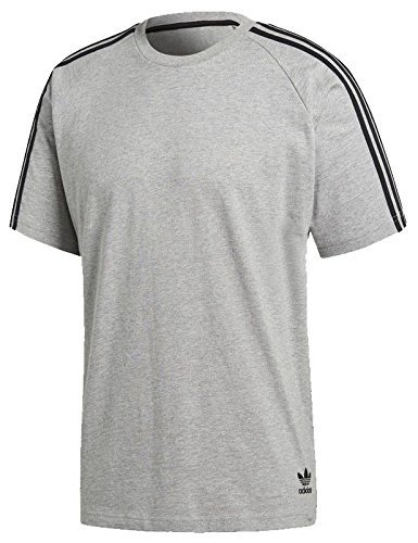 Adidas curated, t-shirt uomo, mgreyh, 2xl