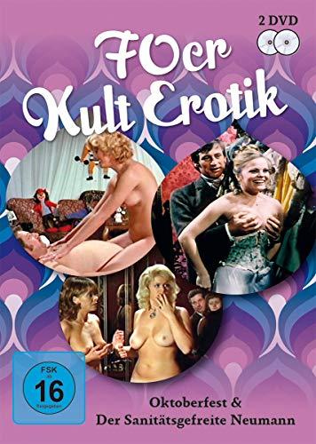 70er Kult Erotik (2 Dvds)