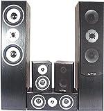LTC E1004 Speaker Pack 5.1 180 W Black