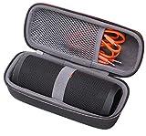XANAD Duro Viaggio Trasportare Custodia per JBL Flip 5 or JBL Flip 4 or JBL Flip 3 Speaker Bluetooth Portatile Cassa Altoparlante - Protettivo Caso Borsa Scatola