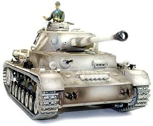 Taigen Metal Char Radiocommande - Panzer IV