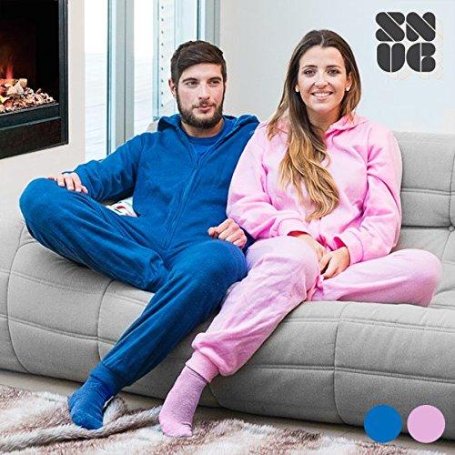 Batamanta Pijama Snug Snug - Azul, M