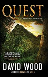 Quest: A Dane Maddock Adventure by David Wood (2013-07-31)
