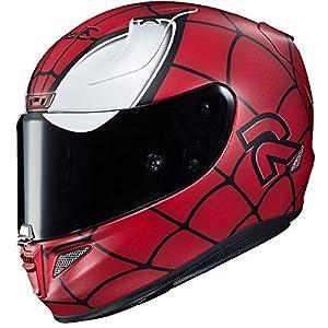 Cascos de moto de superhéroes