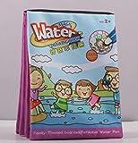 Gperw Kleinkindspielzeug Graffiti-Wasser-Leinwand-Buch-frühe Kindheit pädagogisch