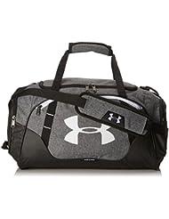 Under Armour Unisex 3.0innegable Duffel Bag, color gris, pequeña