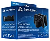 Cheapest Sony DualShock 4 Ladestation Indoor Black - mobile device chargers (Indoor, Gaming controls, AC, DualShock 4, Black) on PlayStation 4