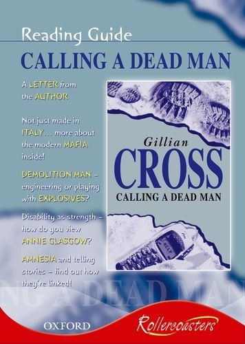 Calling a Dead Man: Reading Guide (Rollercoasters S.) by Penny Manford (2006-06-01) par Penny Manford