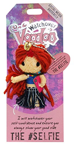 Watchover Voodoo Dolls - The #Selfie