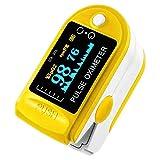 niceEshop™ Pulsossimetro da dito con monitor frequenza cardiaca