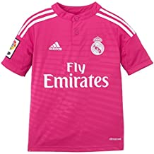 adidas - Camiseta Junior 2ª Equipación Real Madrid CF 2014-2015 896aa88ce7df2