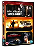True Grit/No Country for Old Men/Shutter Island (Triple Pack) [DVD]