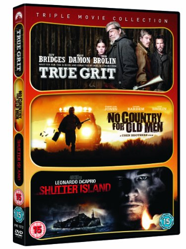 Bild von True Grit / No Country For Old Men / Shutter Island [DVD]