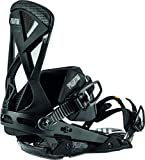 Nitro Snowboards Phantom Carver '20 Premium Freeride Carving Carbon rilegatura snowboard, Ultra Black, L