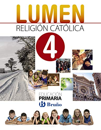 Religión católica Lumen 4 Primaria
